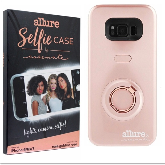 new style 4173c c0b86 CASEMATE Allure Selfie Case for Samsung Galaxy S8+